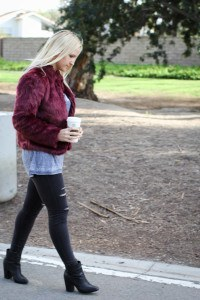 Purely Chic American Eagle Jegging