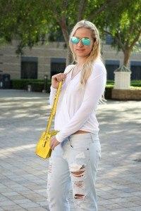 Purely Chic Boyfriend Jeans